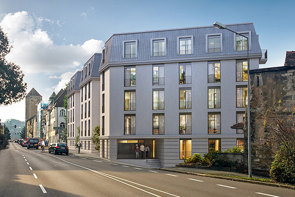 Maison Gmünd - i Live Holding II GmbH